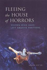 Fleeing the House of Horrors by Sev'er, Aysan - 2002