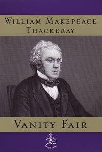 image of Vanity Fair: A Novel without a Hero (Modern Library)