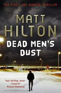 Dead Men's Dust *Signed, lined and dated*