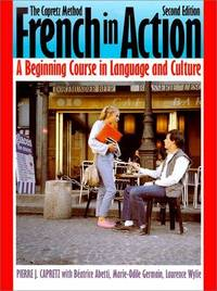 image of French in Action : A Beginning Course in Language and Culture : The Capretz Method: Textbook