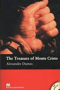 image of The Treasure of Monte Cristo (Macmillan Readers)