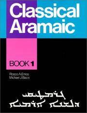 CLASSICAL ARAMAIC, BOOK 1