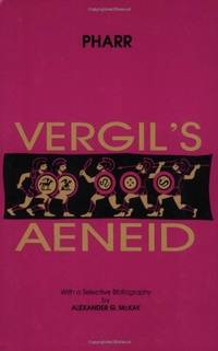 Vergil's Aeneid, Books I-VI (Latin Edition) (Bks. 1-6) (English and Latin Edition)