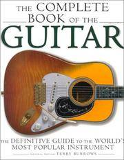 The Complete Book of the Guitar.