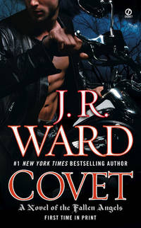 Covet (Fallen Angels, Book 1) by J.R. Ward - Paperback - September 2009 - from The Book Nook and Biblio.com