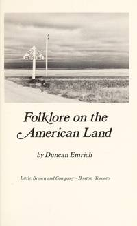 image of Folklore on the American Land