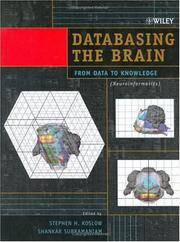 Databasing The Brain: From Data To Knowledge (Neuroinformatics)
