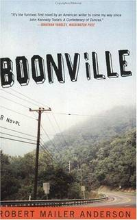Boonville: A Novel.