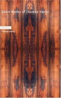image of Short Works of Thomas Hardy