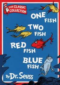 image of Dr. Seuss Classic Collection - One Fish, Two Fish, Red Fish, Blue Fish