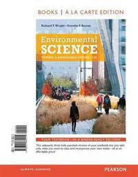 image of Environmental Science: Toward a Sustainable Future, Books a la Carte Edition (12th Edition)