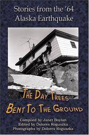 The Days the Trees Bent to the Ground