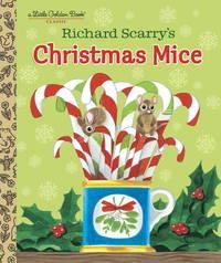 R SCARRYS CHRISTMAS MICE LGB