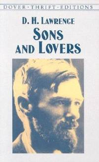 Sons and Lovers (Dover Thrift Editions)