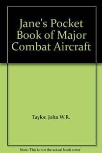 JANE'S POCKET BOOK: MAJOR COMBAT AIRCRAFT. NEW EDITION