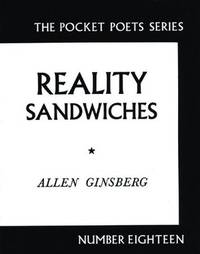 Reality Sandwiches, 1953-1960 (Pocket Poets Series, No. 18)