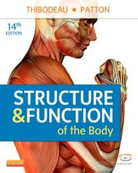 Structure & Function of the Body - Hardcover (Structure and Function of the Body)