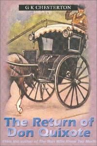 image of The Return Of Don Quixote