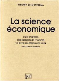 La science e?conomique, ou, La strate?gie des rapports de l'homme vis-a?-vis des ressources...