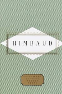 Rimbaud : Poems (Everyman's Library, Pocket Poets )