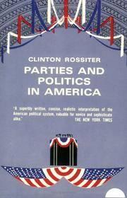 Parties  Politics In America