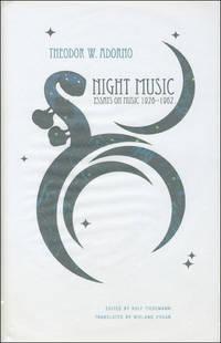 Night Music: Essays on Music 1928-1962