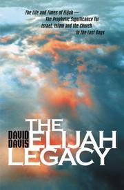 image of The Elijah Legacy