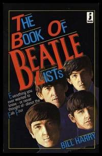 The Book of Beatle Lists