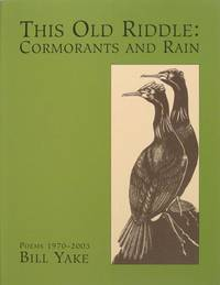 This Old Riddle: Cormorants and Rain