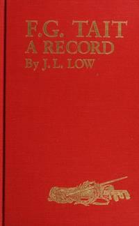 F. G. TAIT  A RECORD