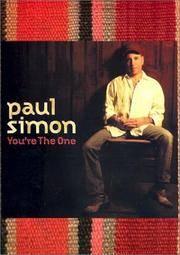 image of Paul Simon - You're the One (Paul Simon/Simon_Garfunkel)