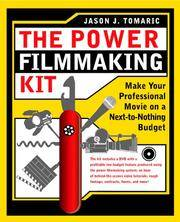 image of Power Filmmaking Kit Tomaric, Jason