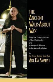 ANCIENT WALK-ABOUT WAY