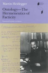 image of Ontology—The Hermeneutics of Facticity