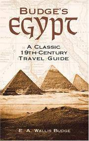 image of Budge's Egypt: A Classic 19th-Century Travel Guide