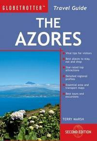 image of Azores Travel Pack, 2nd (Globetrotter Travel Packs)