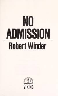 No Admission: an explosive thrilled of computer fraud and international finance