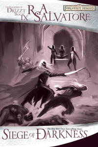 Siege of Darkness (Forgotten Realms: The Legend of Drizzt, Book IX)