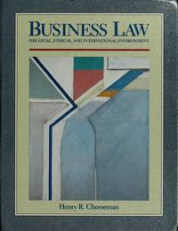 image of Business law: The legal, ethical, and international environment
