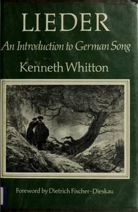 Lieder, an Introduction to German Song