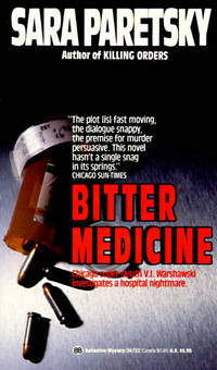 BITTER MEDICINE - BOOK 4 OF V.I. WARSHAWSKI