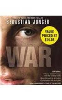 WAR by  Sebastian Junger - from Keyes Consulting (SKU: ND-145601)