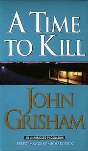 image of A Time to Kill (John Grisham)