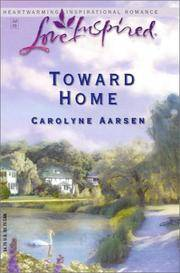 image of Toward Home (Love Inspired #215)