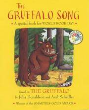The Gruffalo Song: A Special Book for World Book Day >>>> A SUPERB DOUBLE SIGNED...