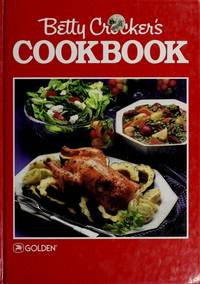 image of Betty Crocker's Cookbook: New and Revised Edition