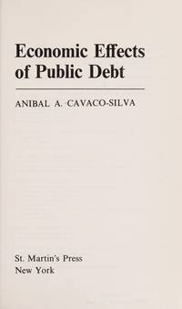 The Economic Effects of Public Debt