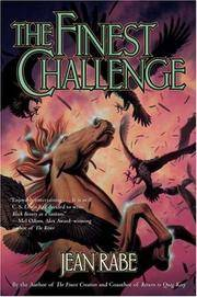 The Finest Challenge (Finest Trilogy)