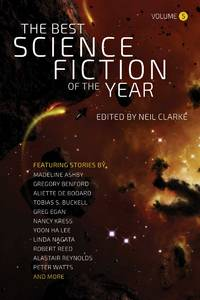 image of The Best Science Fiction of the Year: Vol 5