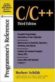 C/C++ Programmer's